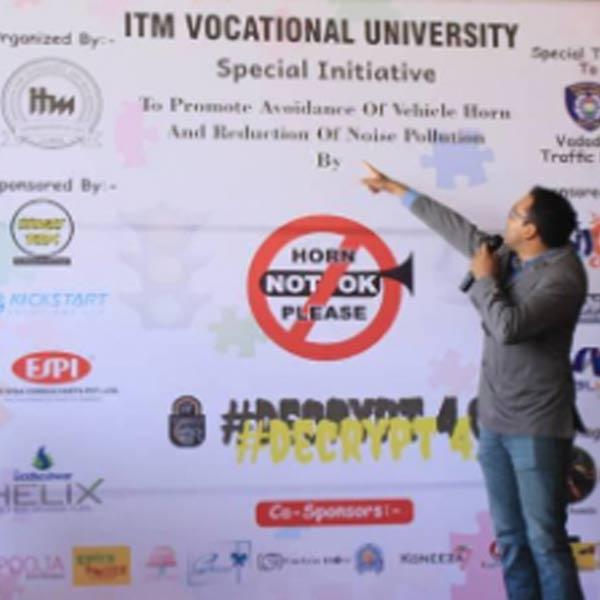 ITM Vadodara offers Management,Engineering,Health Science